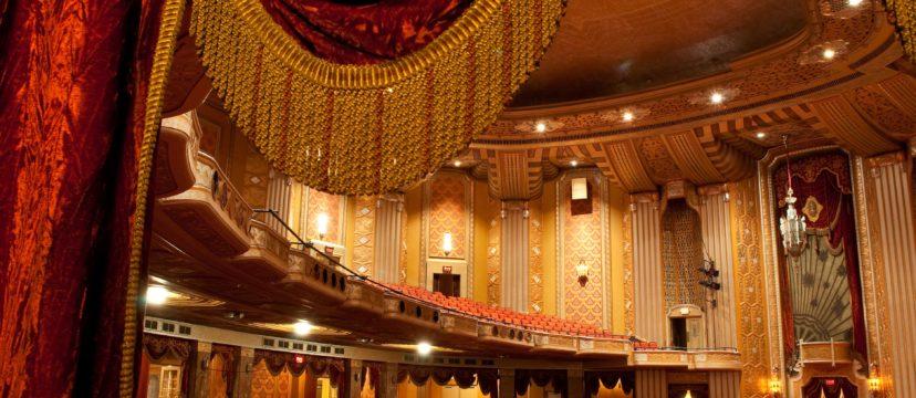 Erie Pa Warner Theatre Renovation Hunden Strategic Partners